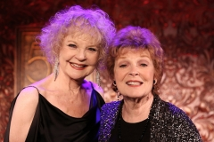 "Penny Fuller & Anita Gillette perform ""Sin Twisters"" at the Metropolitan Room"