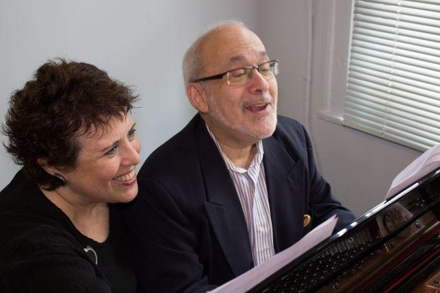 Andrea Axelrod & Barry Levitt